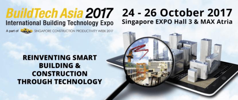 Skyfy Technology BuildTech Asia 2017