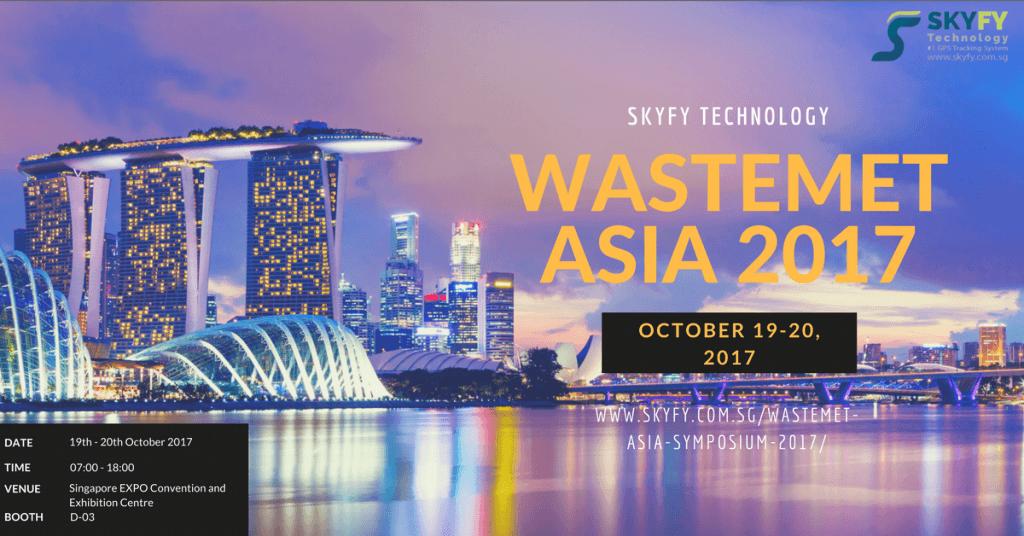 Skyfy Technology WasteMET Asia 2017