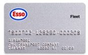 esso fleet card skyfy